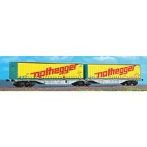 """TX logistik dobbeltvogn """"Nothegger"""""""