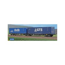 Containervogn Sggmrss GTS - Barilla