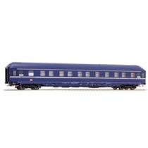 DB WLABmh blå sovevogn
