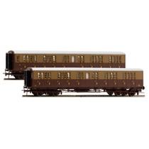 FS 2 x 3. klasses passagervogne