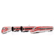 Set Frecciarossa 1000 : coaches 1,3,6 + 8 DC