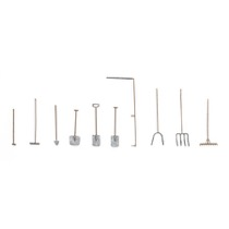 Garden and farm tools