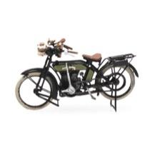 NSU Motorcykel Epoke I - civil