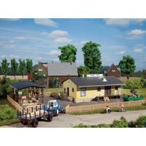 Rural parts depot