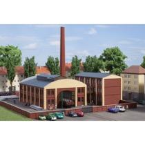 Fabriksbygning
