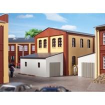 Garage - tilbygning til anden bygning