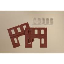 Vægge 2391C Røde