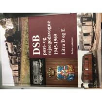DSB Post- og rejsegodsvogne 1945-1969 litra D og E