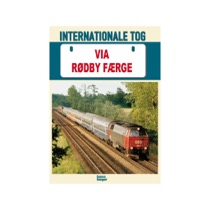 "Internationale tog ""VIA RØDBY FÆRGE"""