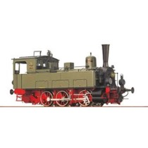 K.W.st.E damplokomotiv  DC