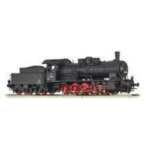 Damplokomotiv BR 657 ÖBB AC