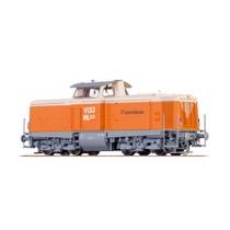 VLTJ ML 25 Diesellokomotiv, DC DC