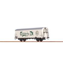 """DSB """"Carlsberg"""" kølevogn"""