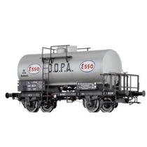"DSB ZE 502 282 ""ESSO / DDPA"" tankvogn"
