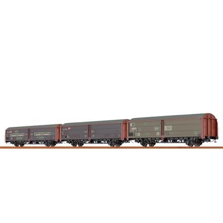 H0 Freight Car Hbis DB, V