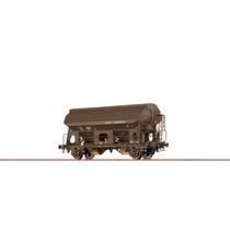 DSB Tdgs selvtømmervogn m. svingtag