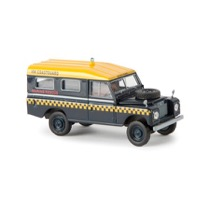 "Land Rover 109 geschl. ""HM Coastguard"" von Starmada (GB)"