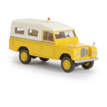 Land Rover 109 geschl., gelb von Starmada