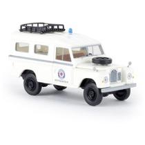 """Land Rover 109 geschl.""""Bergwacht Bayern"""