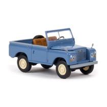 Land Rover 88, taubenblau von Starmada