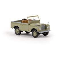 Land Rover 88, gelbgrau von Starmada