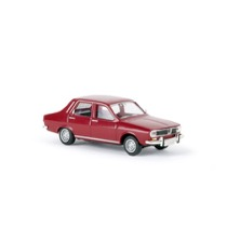 Renault 12 TL, rot , TD