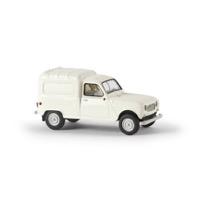 Renault R4 Fourgonnette, weiß