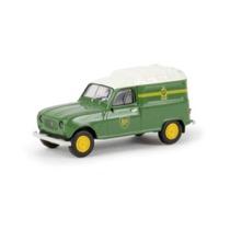 "Renault R4 Fourgonnette ""BP Gas"" (F)"