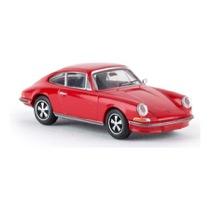 Porsche 911, rød