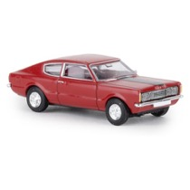 Ford Taunus Coupe GT rot,