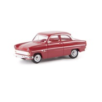 Ford 12m, rot, TD