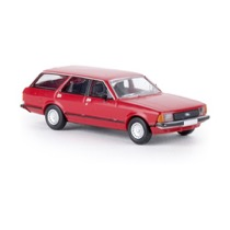 Ford Granada II Turnier, rot, TD