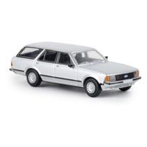 Ford Granada II Turnier metallic silber,