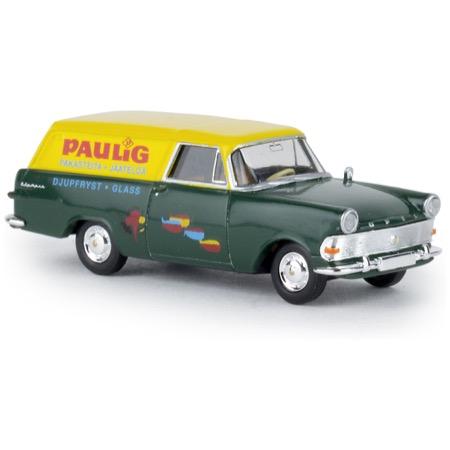 """Opel P2 Kasten """"Paulig"""", TD"""