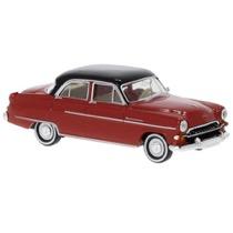 Opel Kapitän 1954 rot/schwarz, TD