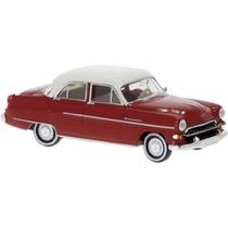 Opel Kapitän 1954 rot/weiß, TD