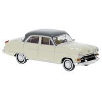 Opel Kapitän 1954 hellelfenbein/grau, TD