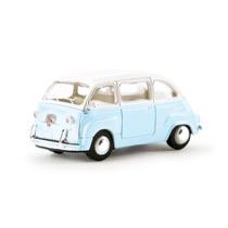 Fiat Multipla, pastellblau/weiß, TD