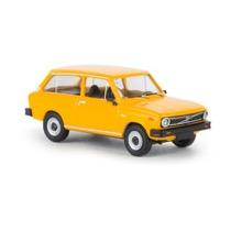 Volvo 66 Kombi dunkelgelb,
