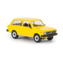 Volvo 66 Kombi hellgelb,