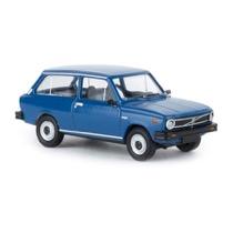 Volvo 66 Kombi blau,
