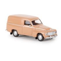 Volvo Duett Kasten, pastellrot, TD