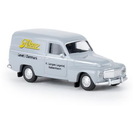 """Volvo Duett varevogn """"Tekno Danmark"""""""