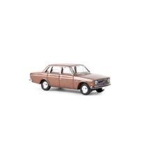 Volvo 144, braun-metallic, TD