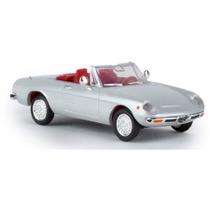 Alfa Romeo Spider 2000 sølv