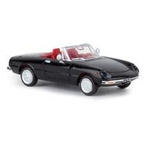 Alfa Romeo Spider schwarz