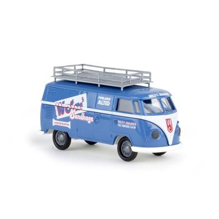 "VW Kasten T1b ""Worms Sandkage"""