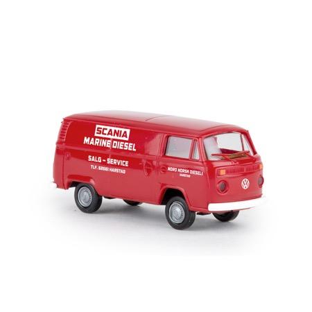 """VW Kasten  T2 """"Scania Service"""""""