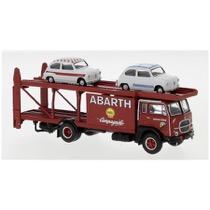 Fiat 642 autotransporter ABARTH