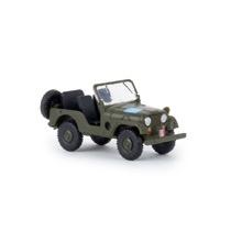 Dansk forsvars Jeep Universal